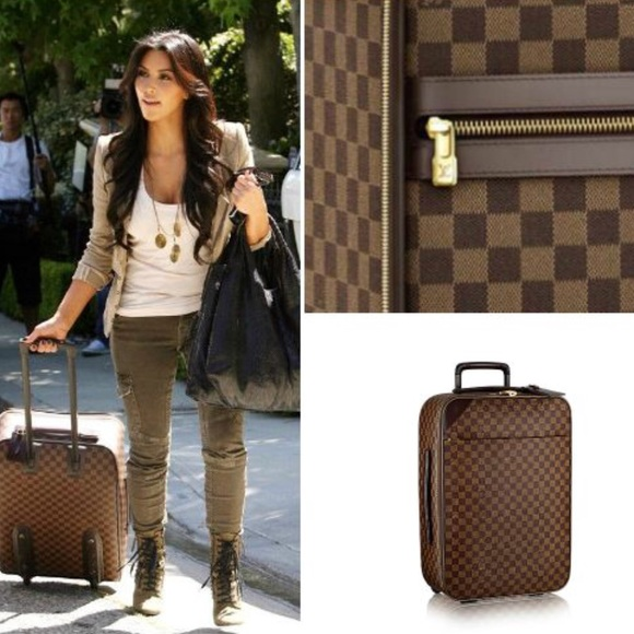 70dc70549d31 Louis Vuitton Handbags - Louis Vuitton Damier Pegase 55 Carry On Luggage